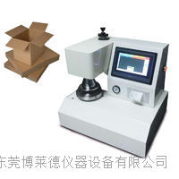 带触屏控制快递包装纸箱爆破耐破破裂强度试验机 BLD-608B