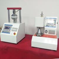 大液晶屏显示全自动耐破强度试验机 BLD-608B