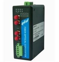 协议型RS485总线光纤通讯
