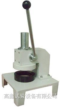 圓型定量取樣器/紙張定量取樣器 GX-6035