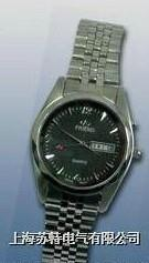 WBF-III型03(雙日歷不銹鋼)石英手表近電報警器