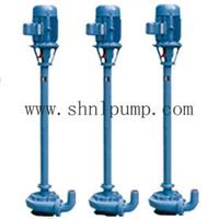 NL污水泥浆泵 移动式长轴污水泵