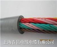 拖鏈電纜(TRVV) 拖鏈屏蔽電纜(TRVVP)上海拖鏈電纜