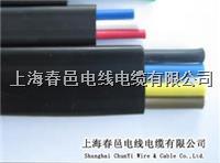 上海廠家專業生產替代歐標型耐磨抗腐蝕型PUR拖鏈電纜