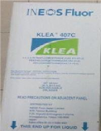 英力士R407C制冷剂 INEOS KLEAR407C