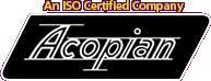 美國ACOPIAN POWER SUPPLY 愛康電源系列產品
