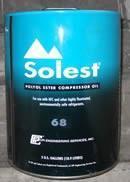 Solest 68 西匹埃CPI壽力斯特冷凍油