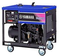 雅马哈柴油发电机组 EDL13000TE EDL13000TE