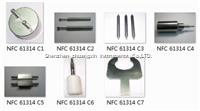 French NFC 613-14 gauge tool