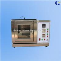 FMVSS571 Interior Fabric Horizontal Flammability Test Equipment