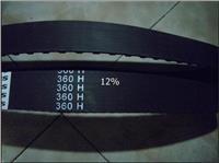 供應進口390L橡膠聚氨酯同步帶 390L
