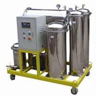 DYJ多功能全不锈钢润滑油滤油机
