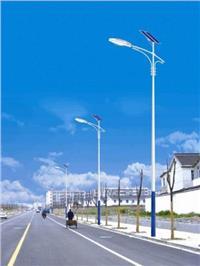 崇明島太陽能路燈