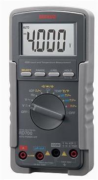 RD701數字萬用表 RD701