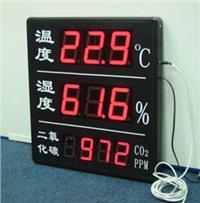 温度、湿度、二氧化碳浓度数显屏 温度、湿度、二氧化碳浓度数显屏