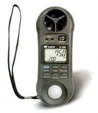 TN-2280风速、湿度、光照度、温度四合一表 TN-2280