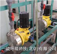 北京米顿罗计量泵
