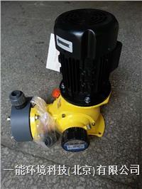 米顿罗机械隔膜计量泵 GM0240PQ1MNN
