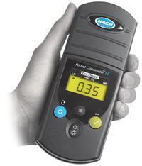 哈希PCII型單參數進口水質分析儀