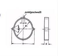 德国Roessel热电偶锁环  Model LR-24