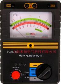 接地電阻測試表 BY2571