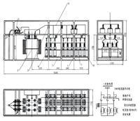 21-10-6000/334-AK片架式補償裝置 LY-TBB