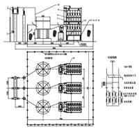 35kv20040kvar片架式補償裝置 LY-TBB