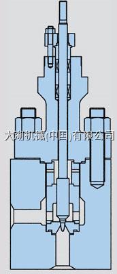 KOSO 500A顶部导向型单座角阀 520A顶部导向型 单座角阀