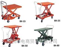 BISHAMON,BX-15,物流油壓升降臺車,單叉式,雙節油缸,DSWF0422