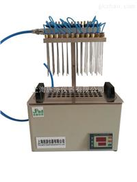 Jipads-DCY-48S  氮氣濃縮儀,12/24/36/48孔水浴氮吹儀