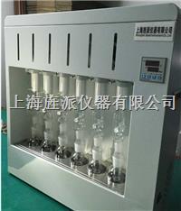 6聯脂肪測定儀又名6組索氏提取器 JPSXT-06