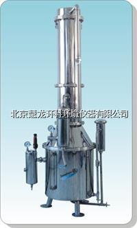 TZ400不銹鋼塔式蒸汽重蒸餾水器 TZ400