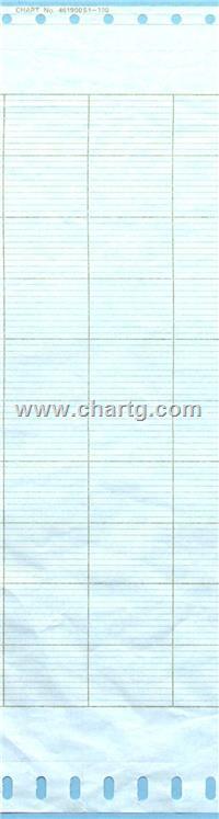 霍尼韋爾DPR180記錄紙46190051-100 46190051-100