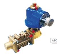 美国ASCO 231系列电磁阀,用于流体伺服和远程控制系统