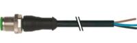 MURR带电缆线的连接器6240050 7000-12021-6240060