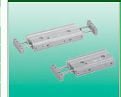 喜開理CKD雙作用標準氣缸帶雙活塞桿 MCAT-0-15-10-F