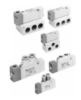 原装SMC电磁阀SYA5220-01的操作原理 VPA3165-10