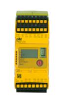 使用环境:皮尔兹PILZ安全继电器751500  750135