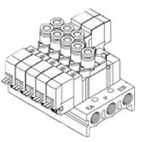原装SMC电磁阀SY313-5LZD-C6的资料分析 VQ21M1-5G-C6
