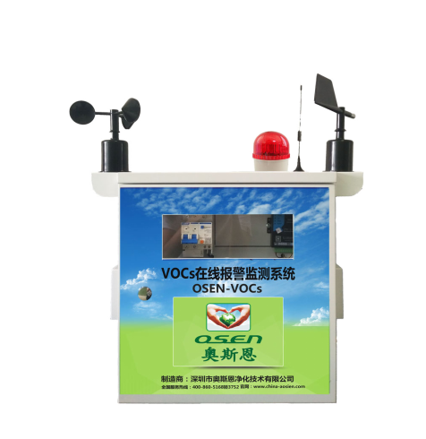 网赌退钱方法气体污染源VOCs在线报警监测仪 VOCs监测系统供应商