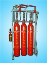 Hanging extinguishing equipment