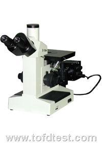 倒置金相顯微鏡 6JB-D系列