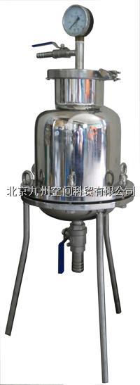 不銹鋼正壓過濾器 JZ-100