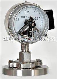 隔膜电接点压力表 YXCM