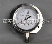 径向带边压力表 Y-60B/Z/TQ/100B/Z/TQ/150B/Z/TQ