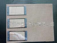 PVCa片防滑垫、咖啡色a片防滑垫