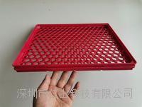 紅色耐高溫托盤、紅色防靜電周轉盤 周轉方盤、防靜電耐高溫托盤、防靜電TRAY、防靜電模組TRAY