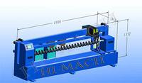螺旋焊機 HM-2400LS