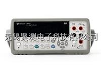 是德科技34411A台式数字万用表6位半显示,Digital multimeter/Digitizer, 6.5 digit