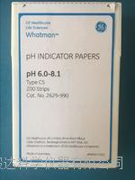 whatman  PH测试纸2629-990 2629-990